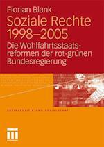 Soziale Rechte 1998-2005 af Florian Blank