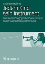 Jedem Kind Sein Instrument af Charlotte Heinritz