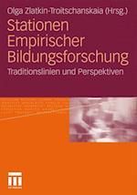 Stationen Empirischer Bildungsforschung