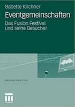 Eventgemeinschaften af Babette Kirchner