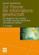 Zur Theorie Der Informationsgesellschaft af Jochen Steinbicker