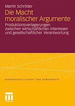 Die Macht Moralischer Argumente af Martin Schroder, Martin Schr Der