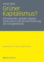 Grüner Kapitalismus? af Jonas Rest