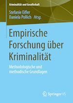Empirische Forschung Uber Kriminalitat