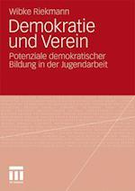 Demokratie Und Verein af Wibke Riekmann