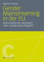 Gender Mainstreaming in Der Eu af Marina Tomic