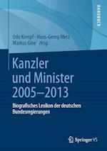Kanzler Und Minister 2005 - 2013