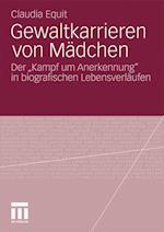 Gewaltkarrieren Von Madchen af Claudia Equit
