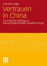 Vertrauen in China af Dominik Linggi