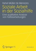 Soziale Arbeit in Der Sozialhilfe af Rahel M. Ller De Menezes, Rahel Muller De Menezes