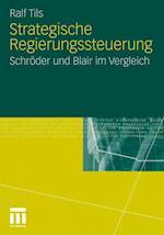 Strategische Regierungssteuerung af Ralf Tils
