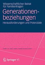Generationenbeziehungen af Wiss Beirat Fur Familienfragen