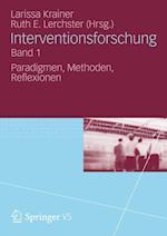 Interventionsforschung Band 1