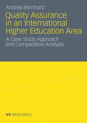 Quality Assurance in an International Higher Education Area