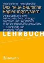 Das Neue Deutsche Regierungssystem af Roland Sturm, Heinrich Pehle
