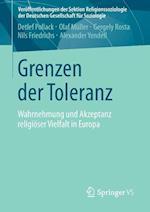 Grenzen Der Toleranz