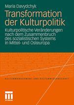 Transformation Der Kulturpolitik af Maria Davydchyk