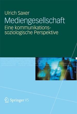 Mediengesellschaft af Ulrich Saxer