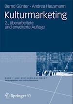 Kulturmarketing af Bernd Gunter