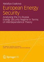 European Energy Security af Nataliya Esakova