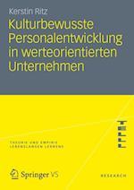 Kulturbewusste Personalentwicklung in Werteorientierten Unternehmen af Kerstin Ritz