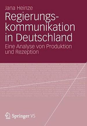 Regierungskommunikation in Deutschland