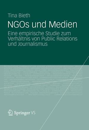 NGOs und Medien af Tina Bieth