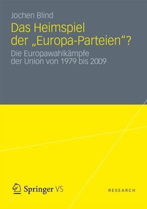 Heimspiel der 'Europa-Parteien'? af Jochen Blind