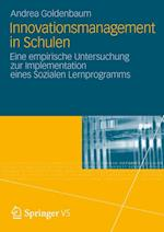 Innovationsmanagement in Schulen af Andrea Goldenbaum