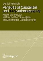 Varieties of Capitalism Und Innovationssysteme af Daniel Heinrich