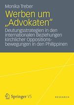 Werben Um Advokaten af Monika Treber