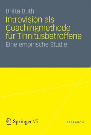 Introvision als Coachingmethode fur Tinnitusbetroffene af Buth Britta