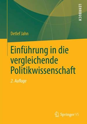 Einfuhrung in die vergleichende Politikwissenschaft af Detlef Jahn