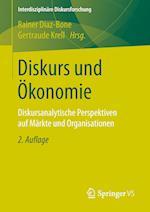 Diskurs Und Ökonomie