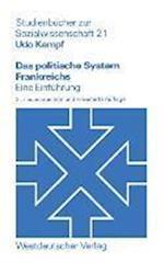 Das Politische System Frankreichs af Udo Kempf, Udo Kempf