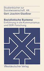 Sozialistische Systeme af Gert-Joachim Glaessner