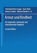 Armut Und Kindheit af Barbara Imholz, Karin Holm, Christoph Butterwegge