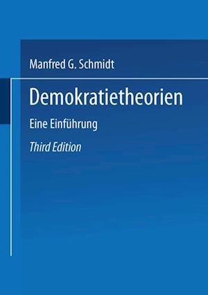 Demokratietheorien af Manfred G. Schmidt