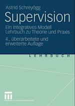 Supervision af Astrid Schreyogg
