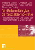 Die Reformfahigkeit der Sozialdemokratie