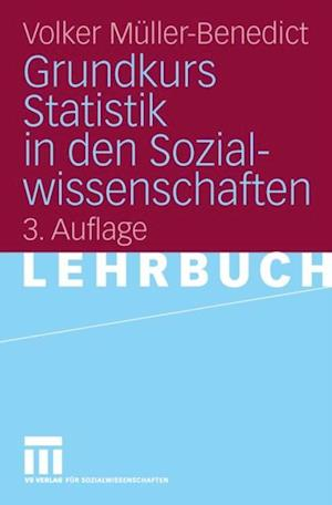 Grundkurs Statistik in den Sozialwissenschaften af Volker Muller-Benedict