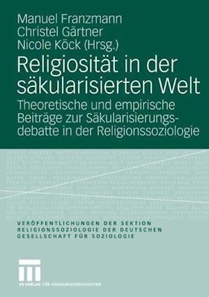 Religiositat in der sakularisierten Welt