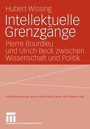 Intellektuelle Grenzgange af Hubert Wissing