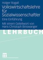 Volkswirtschaftslehre fur Sozialwissenschaftler