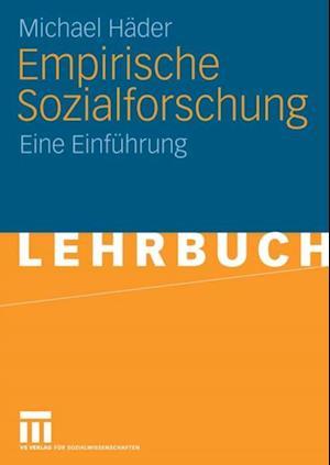 Empirische Sozialforschung af Michael Hader