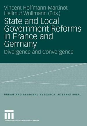 State and Local Government Reforms in France and Germany