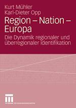 Region - Nation - Europa