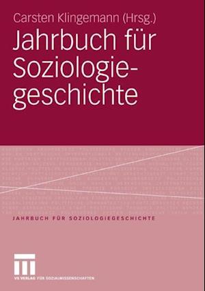 Jahrbuch fur Soziologiegeschichte