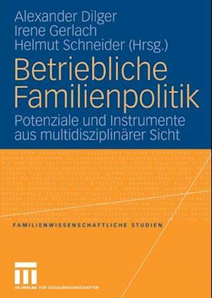 Betriebliche Familienpolitik