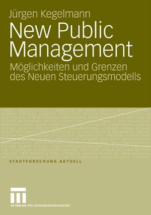 New Public Management af Jurgen Kegelmann